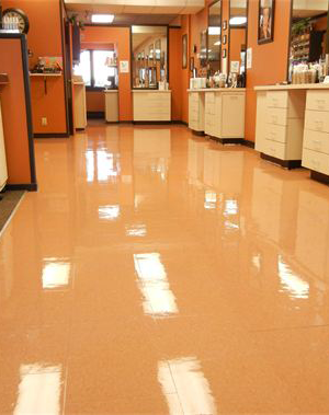 vinyl / vct (vinyl composition tile) strip and wax - pacific