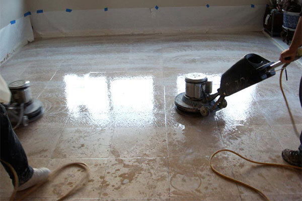Bel Air tile & grout cleaners offer a variety of cleaning services.