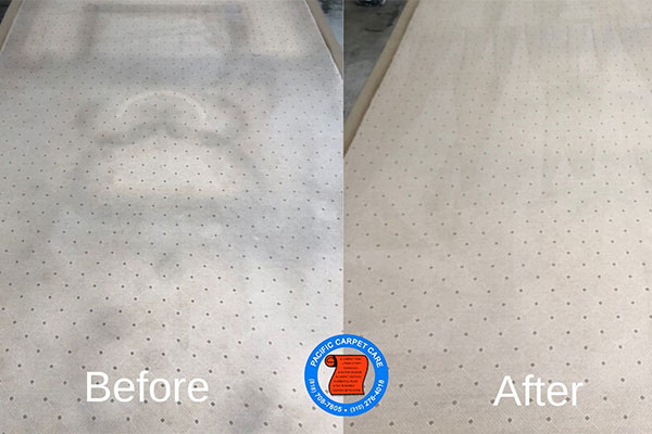 West Hills rug cleaning is provided by Pacific Carpet Care.