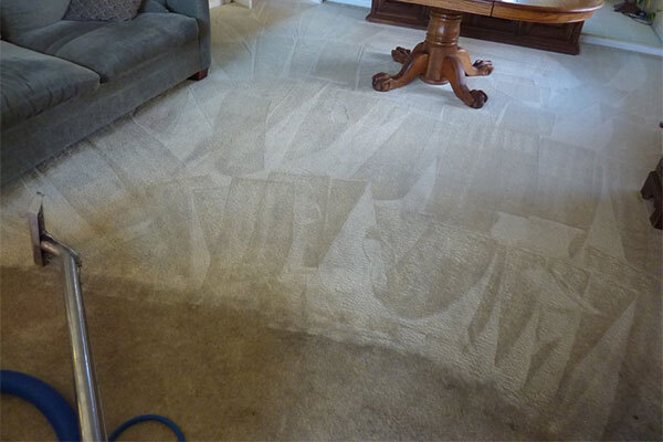 Brentwood carpet cleaning is provided by Pacific Carpet Care.
